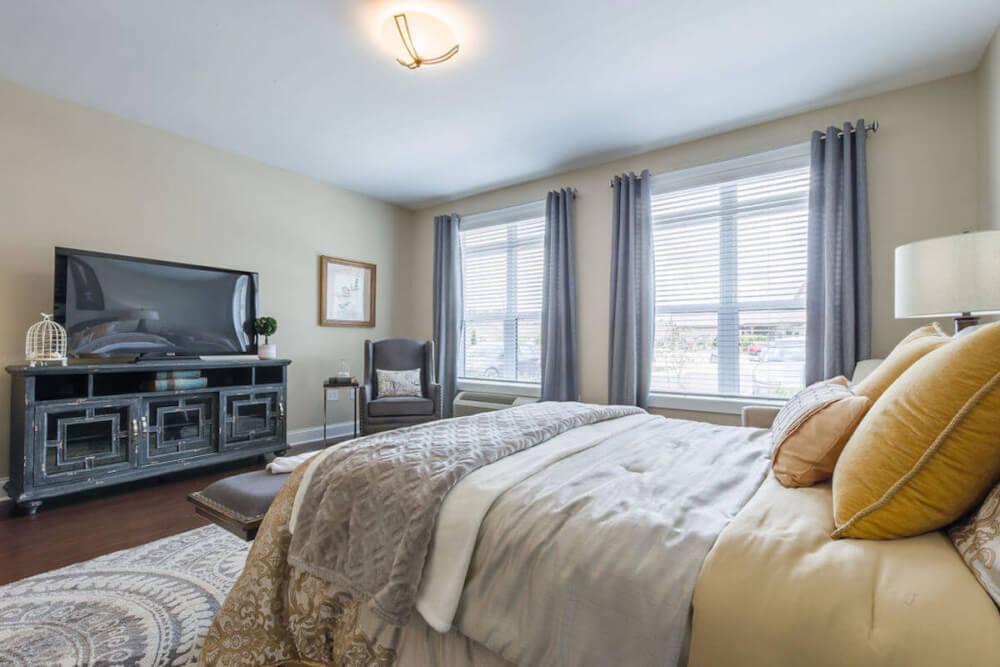 AL Cedar Suite 1B 436 Sq. Ft. Bedroom 2.1